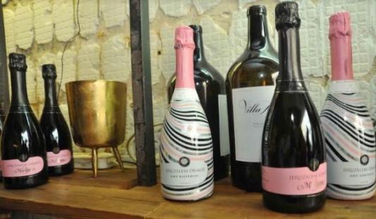 Jeruzalem Ormož  POP ART vina  za ljetne večeri