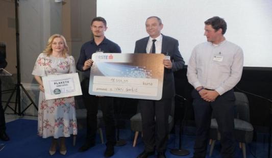 Ivan Gašić iz Beketinaca izabran za najboljeg mladog poljoprivrednika Hrvatske