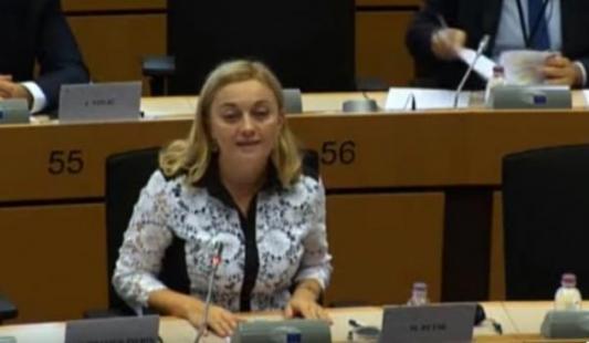 Pogledajte što je Marijana Petir govorila o Monsantu u raspravi u Europskom parlamentu