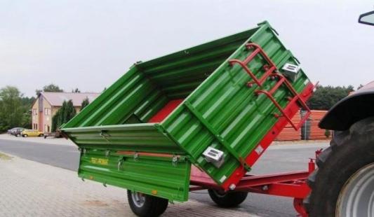 Predstavljamo Pronar traktorske prikolice poljskog proizvođača