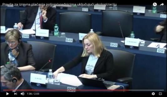 Osamnaest država članica ima prigovor na prijedlog komisije o ozelenjivanju
