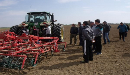 AgroPMD prezentirao VN germinator za finu pripremu zemljišta posebice važnu pred sjetvu šećerne repe